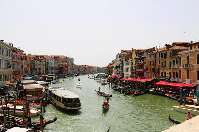 Stadtlandeltern - Italien - Venedig