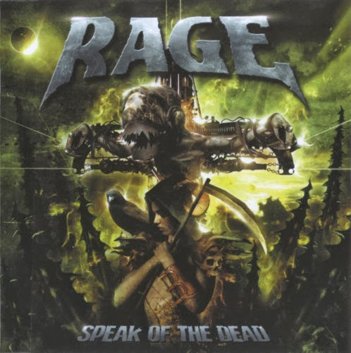Rage - Ghosts / In Vain: Edition III