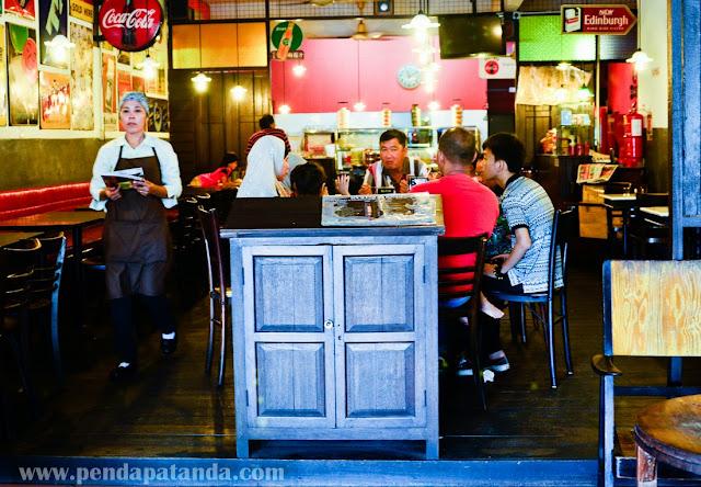Kedai makan menarik di Puchong