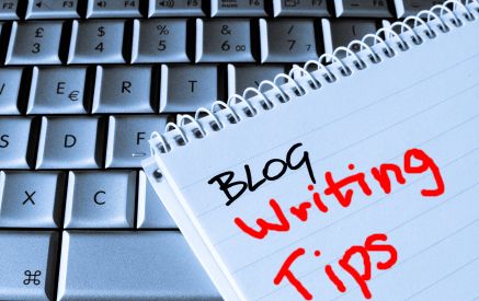 Blogs for writing