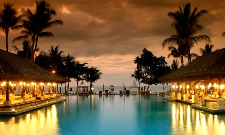 Jimbaran (Indonesia) - The InterContinental Bali Resort 5* - Hotel da Sogno