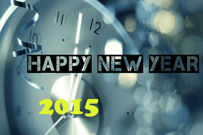 Happy New Year 2015 Photo Free Download