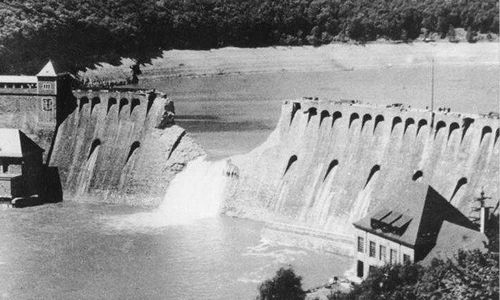Edersee Dam Destruction