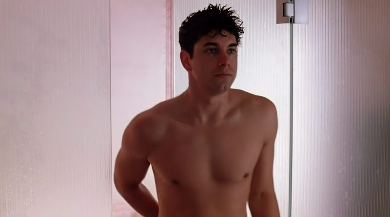 Adam Garcia Shirtless in Standing Still