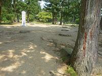 金堂円隆寺跡。