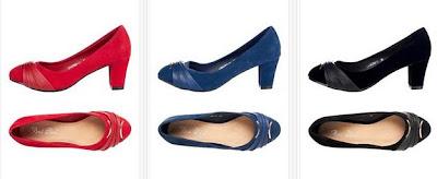 Zapatos de tacón baratisimos