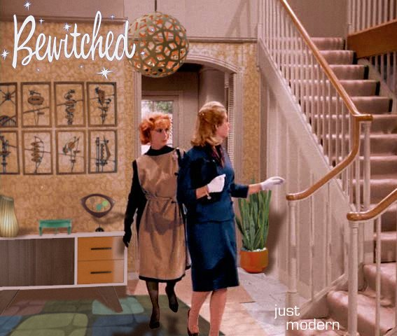 Bewitched House