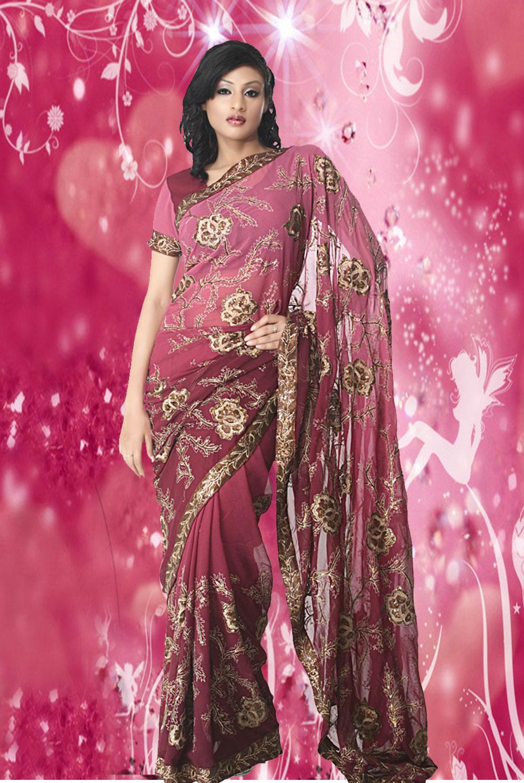 Latest Designer Saree 2012 Indian Boutiques