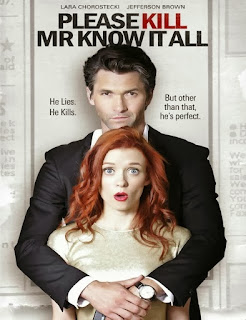 Ver Please Kill Mr. Know It All Online Gratis Pelicula Completa