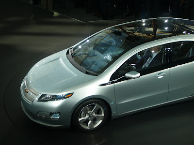 2011 Chevrolet Volt Instrument Panel Controls and Owner Guide