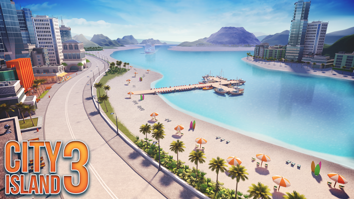 City Island 3 - Building Sim Gameplay IOS / Android