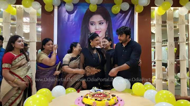 Images: Actress Barsha Priyadarsini's 31st Birthday Photos