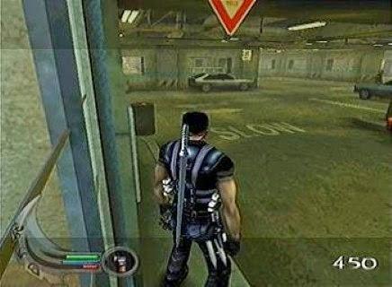 http://www.juegosparaplaystation.com Blade 2 PS2
