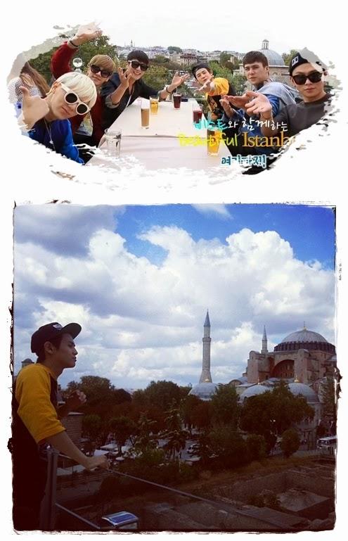 İstanbul - Gyeongju Dünya Kültür Expo 2013- BEAST