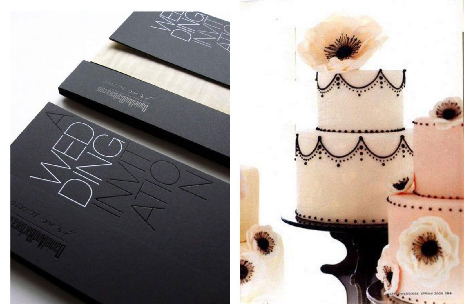 Peach Black Invitations Landlock Bride Cake Wedding Bee: Black And Peach Wedding Invitations At Websimilar.org