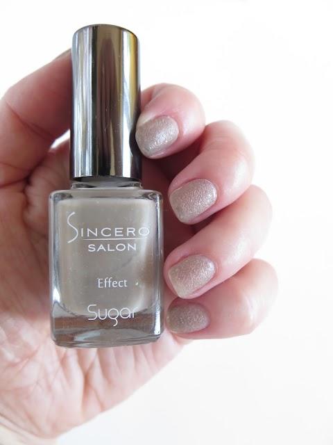 Sincero salon Effect Sugar 09 smėlinis cukrus