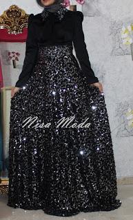 nisa moda 2014 tesett%C3%BCr Elbise modelleri30 nisamoda 2014, 2013 2014 sonbahar kış nisamoda tesettür elbise modelleri