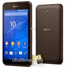 Sony Xperia E4g Dual SIM