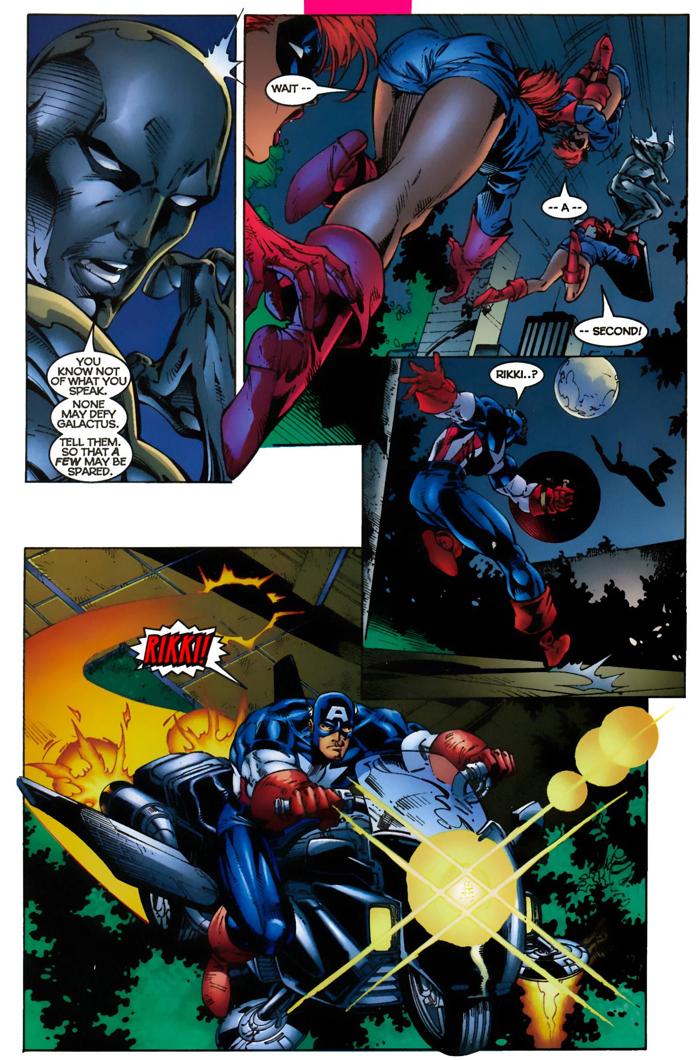 Captain America (1996) Issue #12 #15 - English 25