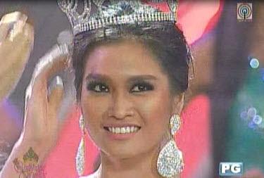 Bb. Pilipinas 2012 Winners (Full List)