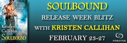 Soulbound Release Blitz & Giveaway
