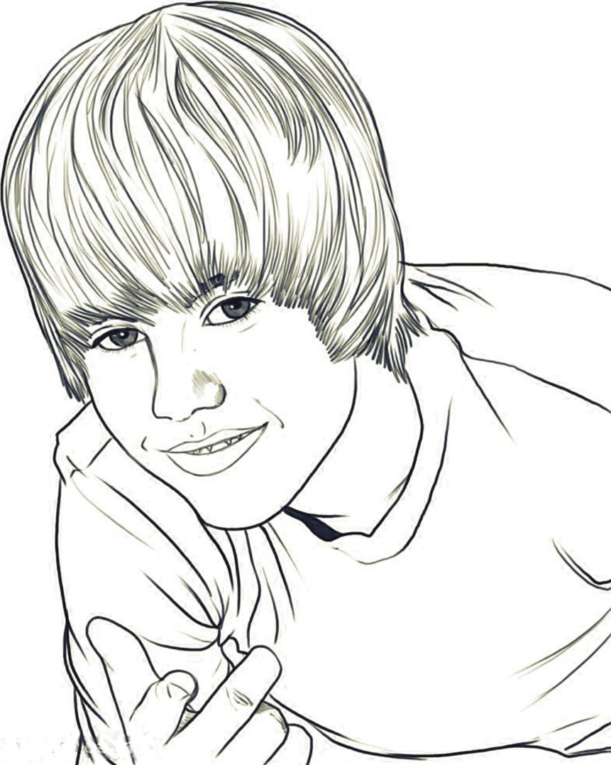 Invitations for sleepover party for Free justin bieber coloring pages