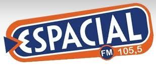 Rádio Espacial FM 105,5 ao vivo e online Pará de Minas MG