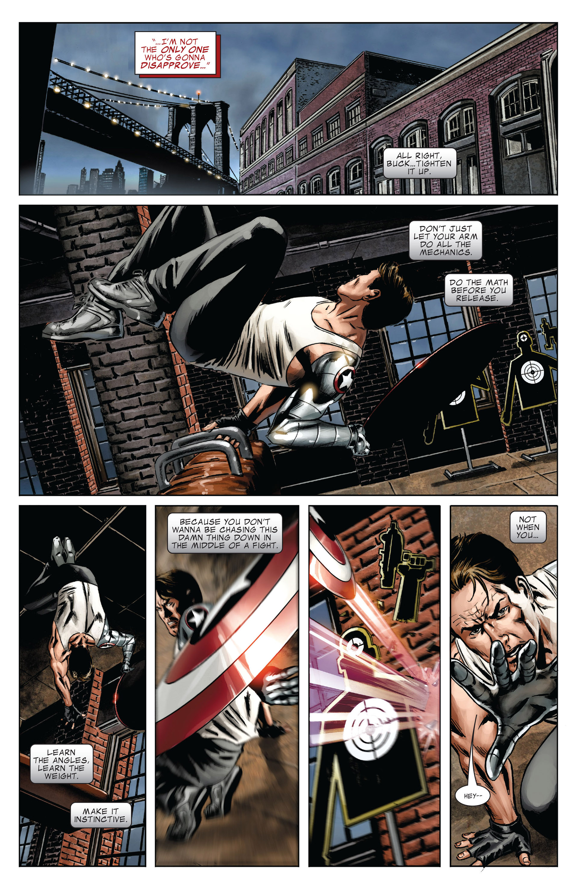Captain America (2005) Issue #37 #37 - English 11