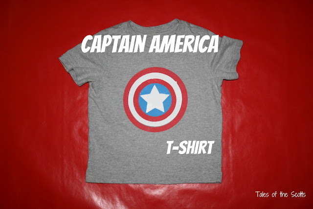 Captain+America+T Shirt+1 More Fun 4th of July Posts from YOU!