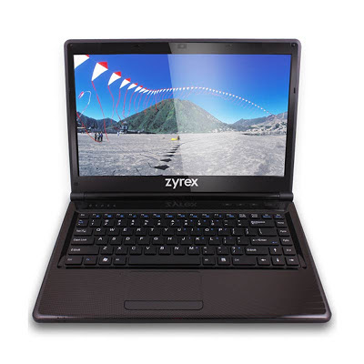 Spesifikasi dan Harga Laptop Zyrex Ellipse LW4343