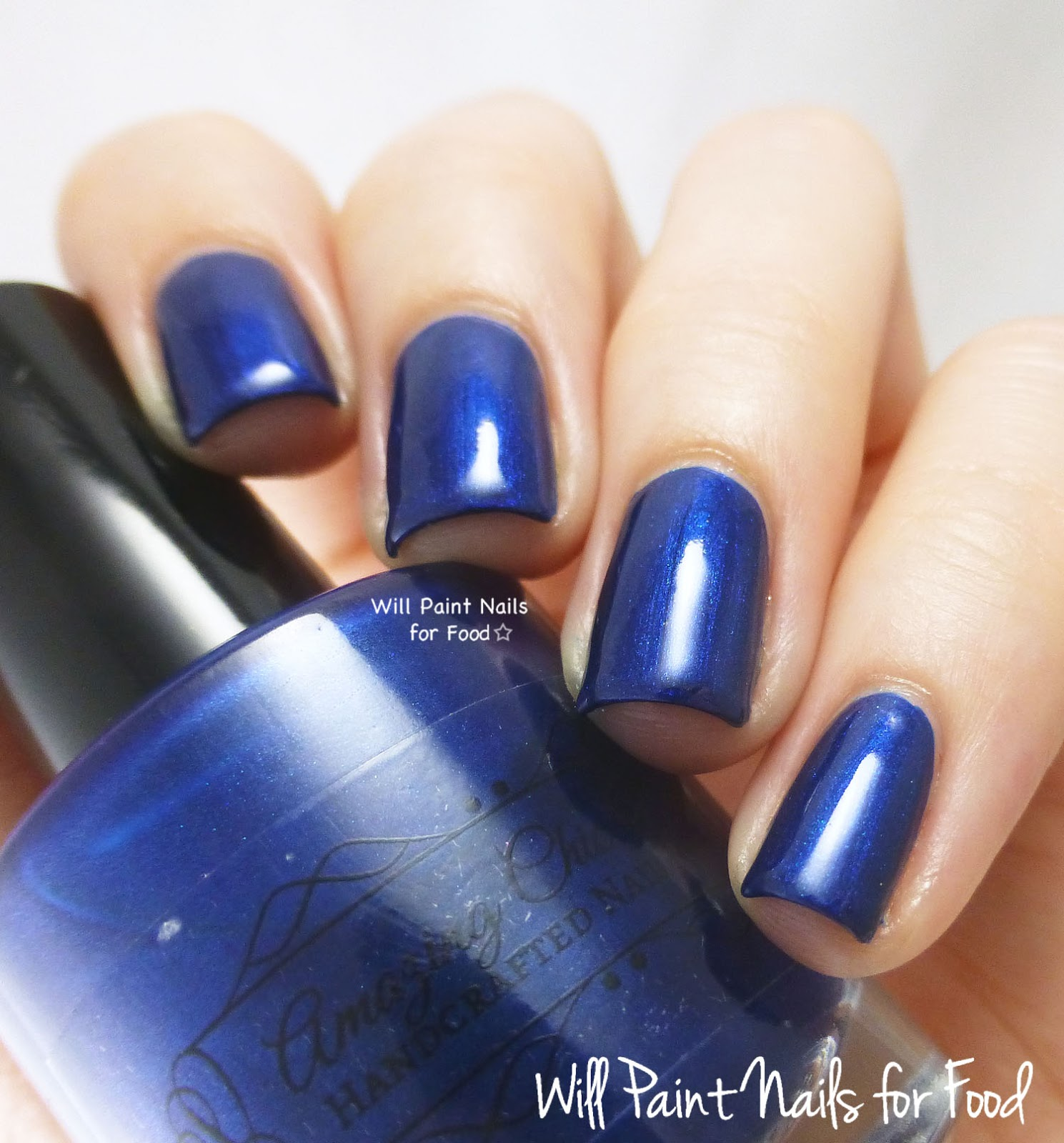 Amazing Chic Nails School Uniform swatch