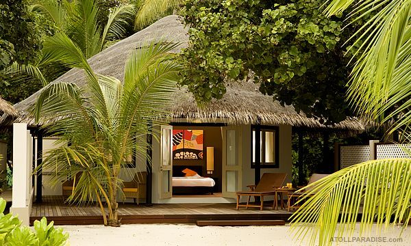 House Of Herbastyle Maldives Tropical Retreat House Design