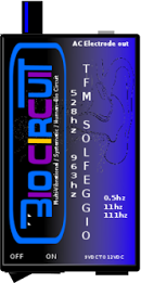 Bio Tuner, Brain Tuner, Brain Synchronizer, TFM Solfeggio Bio Circuit