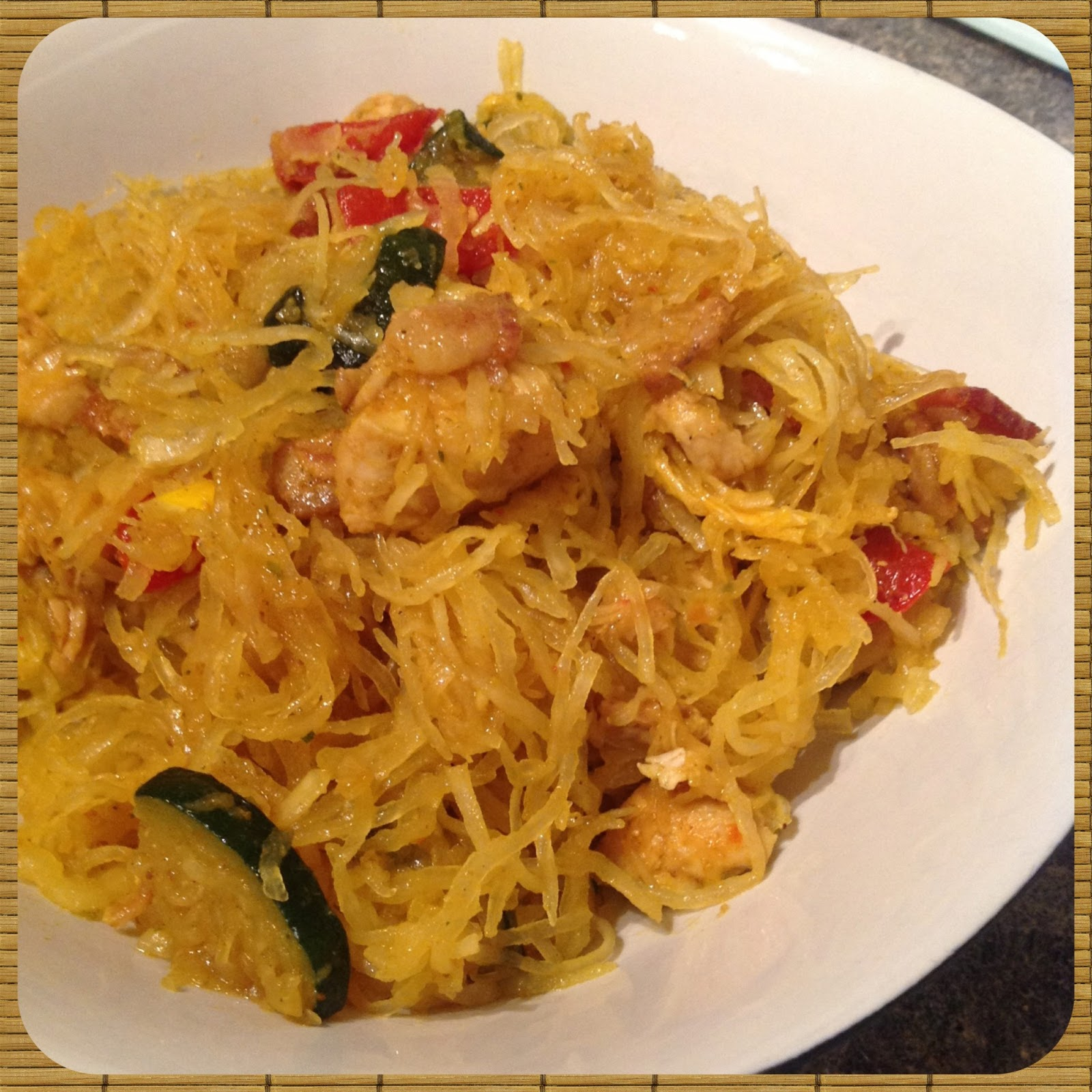 Foodie in a Paleo World: Singapore Noodles
