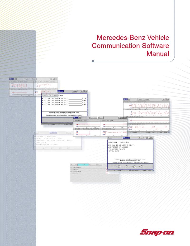 Mercedesmanuals november 2011 for Mercedes benz software