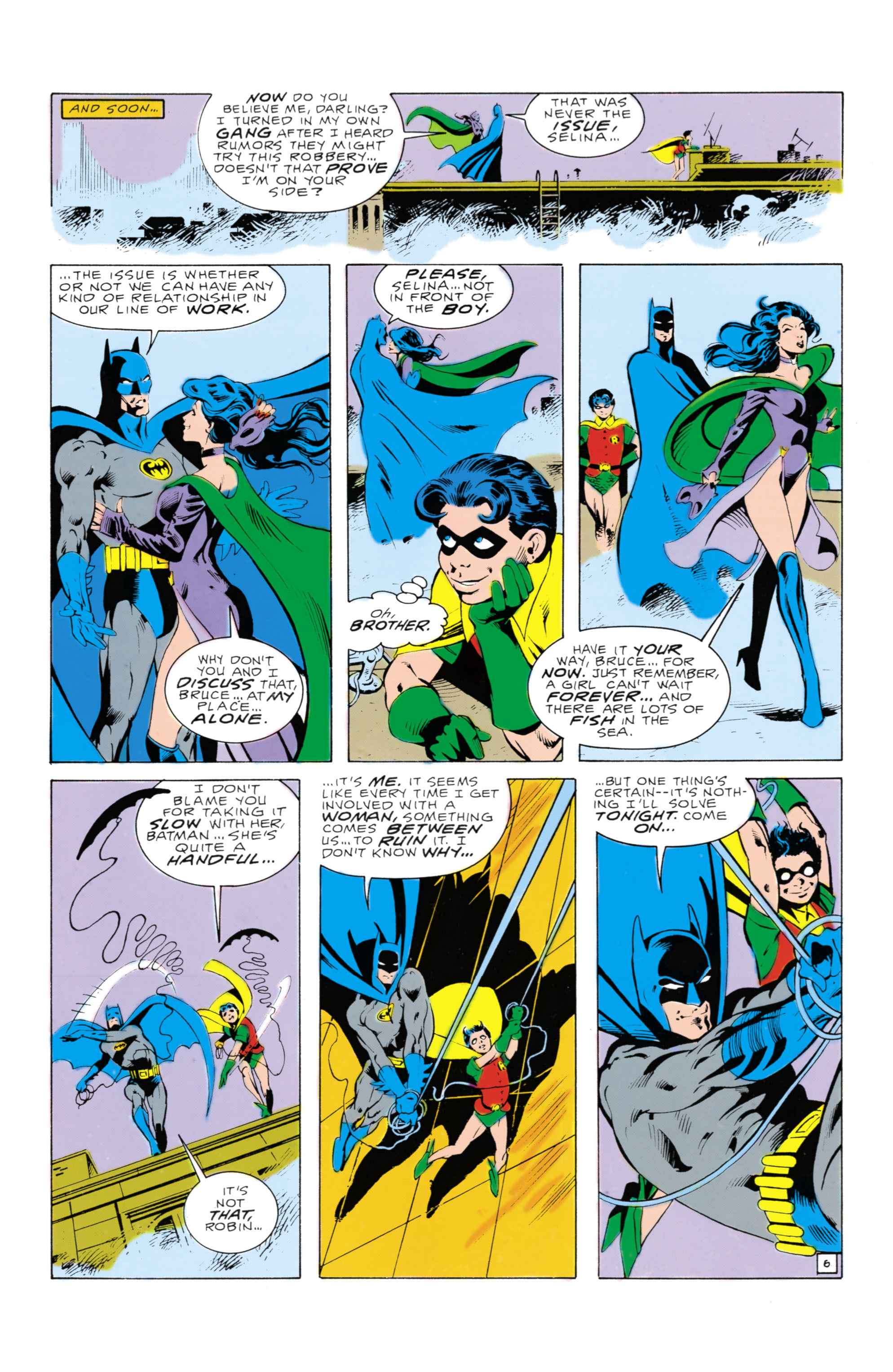 Detective Comics (1937) Issue #569 Page 7