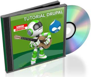 belajar drupal