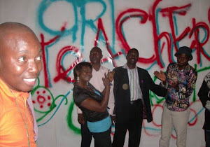 GRAFFITI @ the ART TEACHERS CONNECT