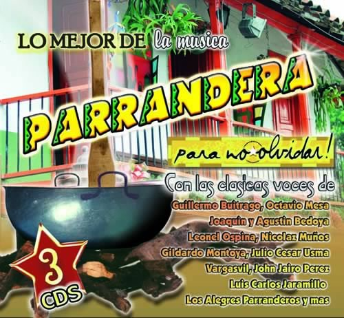 musica colombiana para escuchar:
