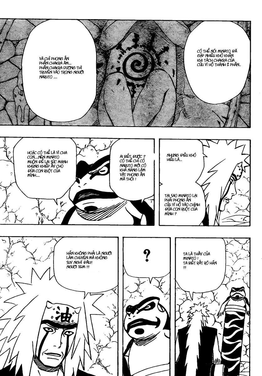 Naruto chap 370 Trang 12 - Mangak.info