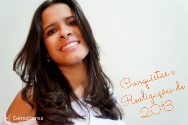 Conquistas e Realizações de 2013