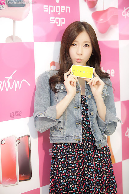 3 Han Ji Eun for Spigen SGP-very cute asian girl-girlcute4u.blogspot.com