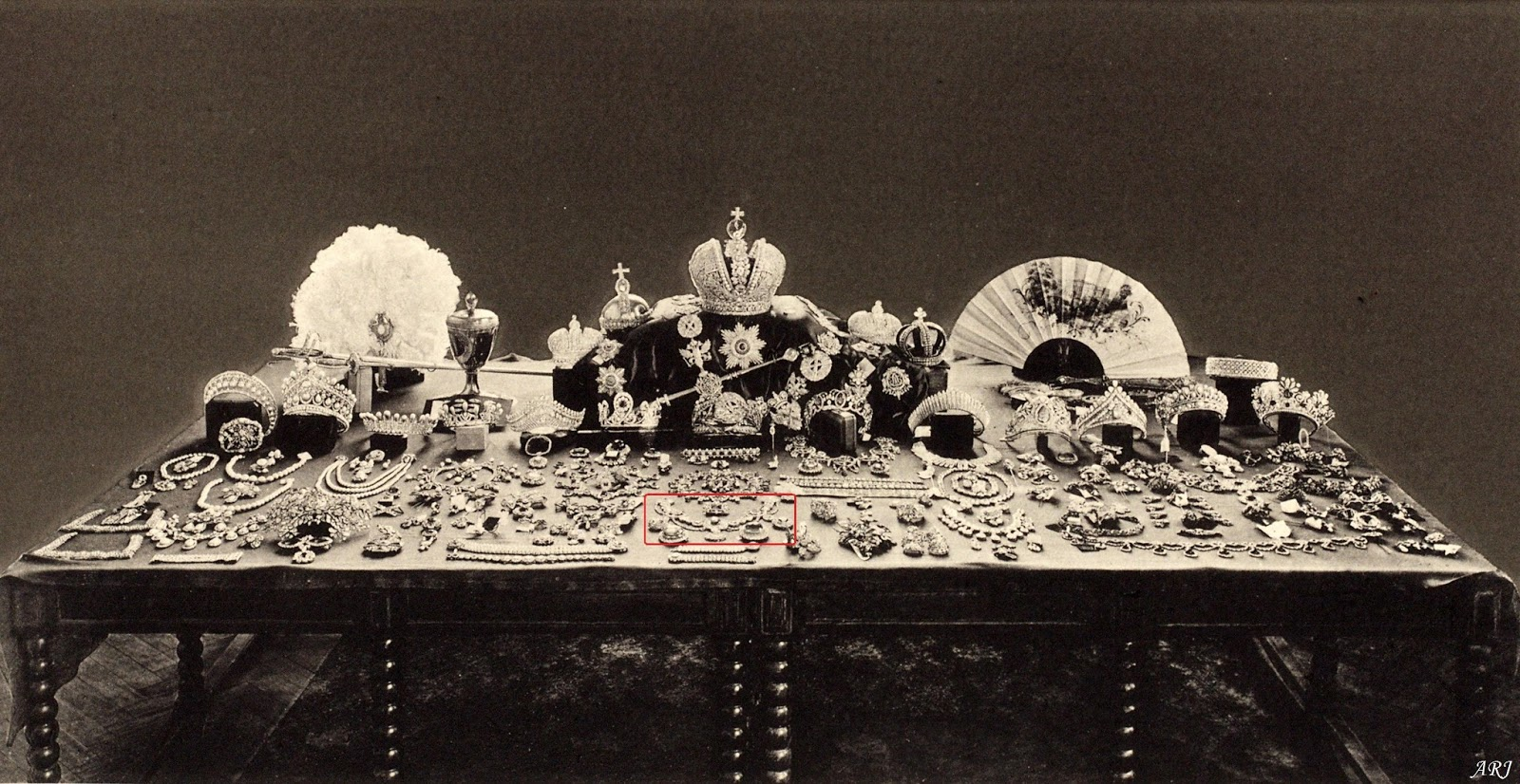 artemisias royal jewels requests sunday empress maria