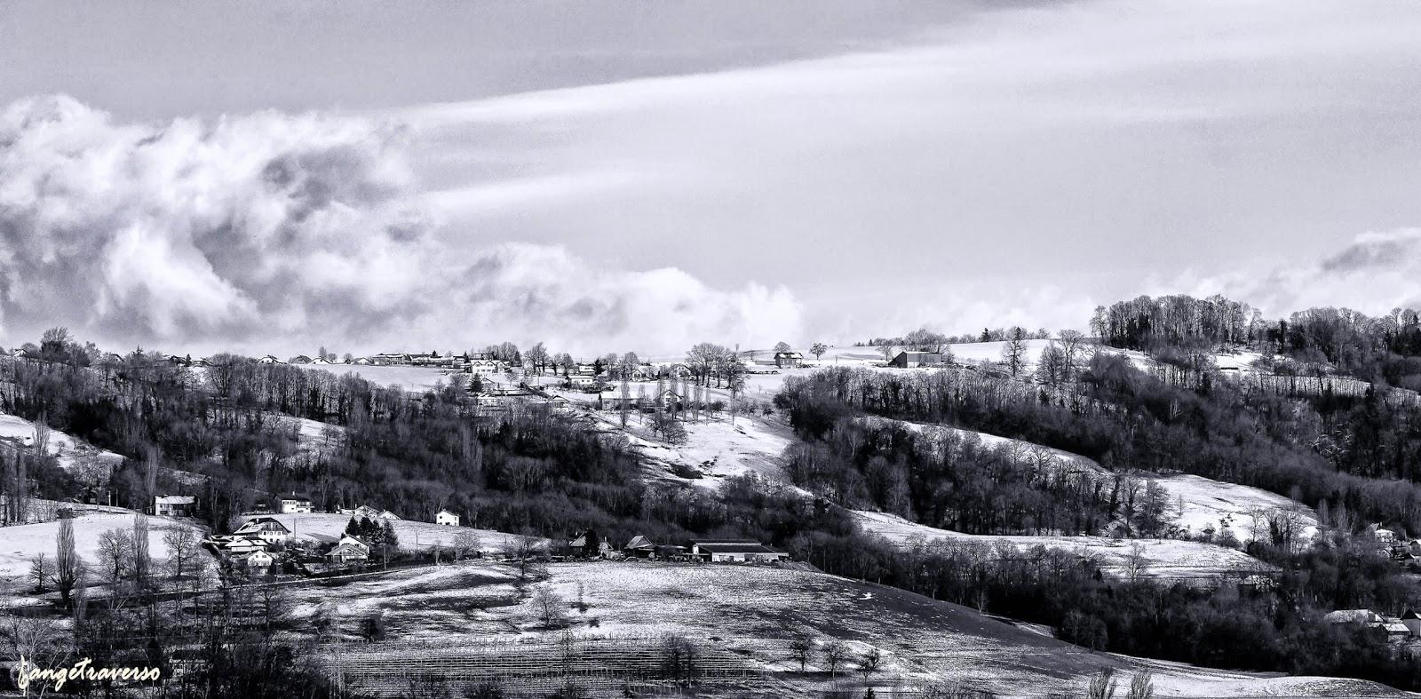 Boussy, commune de Haute-Savoie, Rhone-Alpes