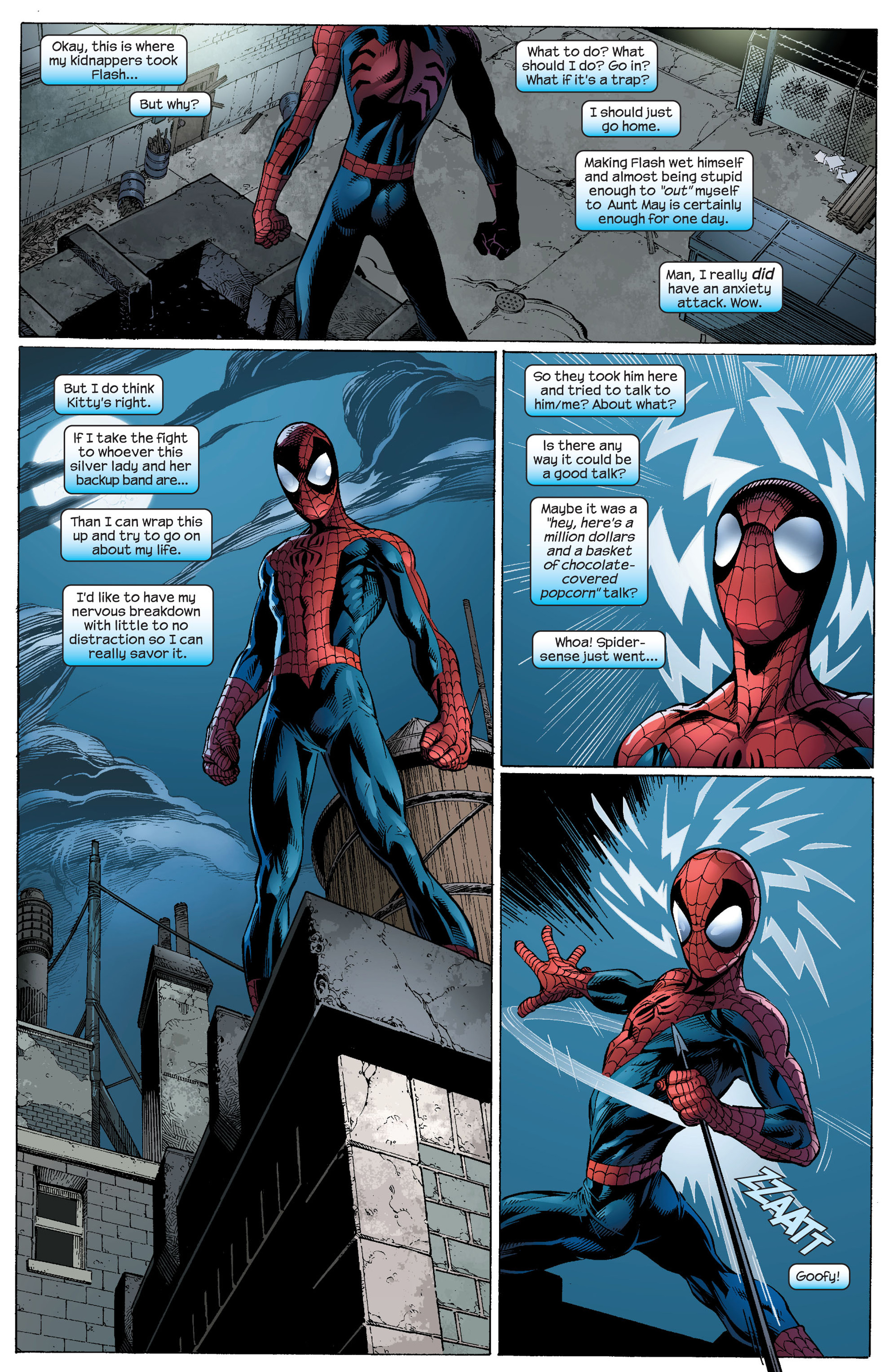 Ultimate Spider-Man (2000) Issue #88 #92 - English 16
