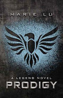 bookcover of PRODIGY (Legend #2) by Marie Lu