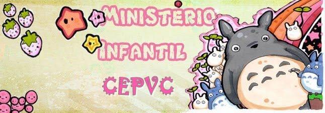 Ministério Infantil- CEPVC