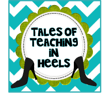 Tales of Teaching in Heels button