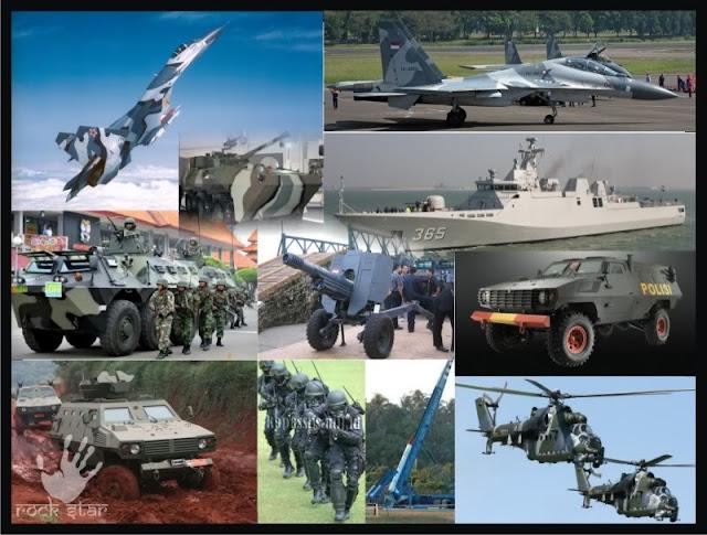 Modernisasi Alutsista TNI dan Kekhawatiran Perlombaan Senjata