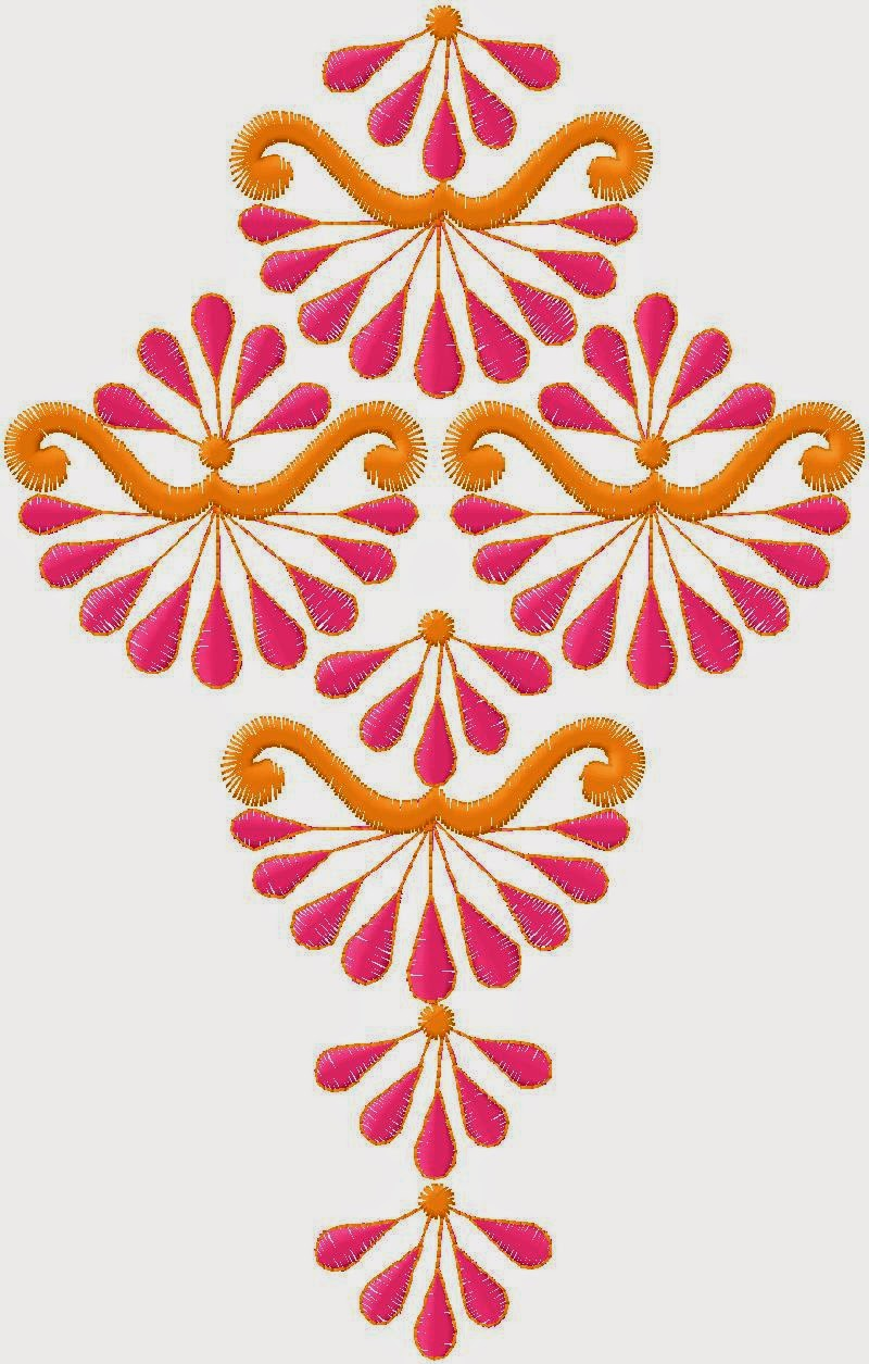 New free designs embroidery